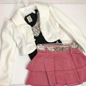 Other - 🆕 Glitz & Glam Skirt Set